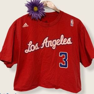 DISTRESSED CHRIS PAUL CLIPPERS TEE